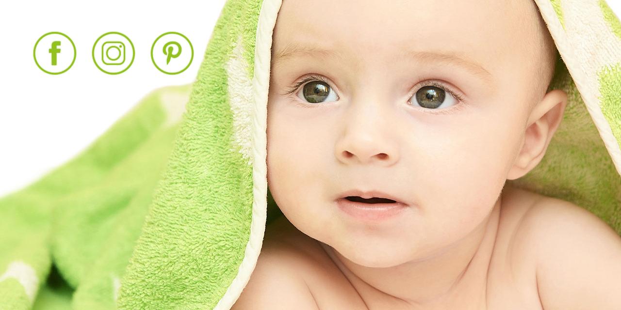 Kinderwunsch Babybild