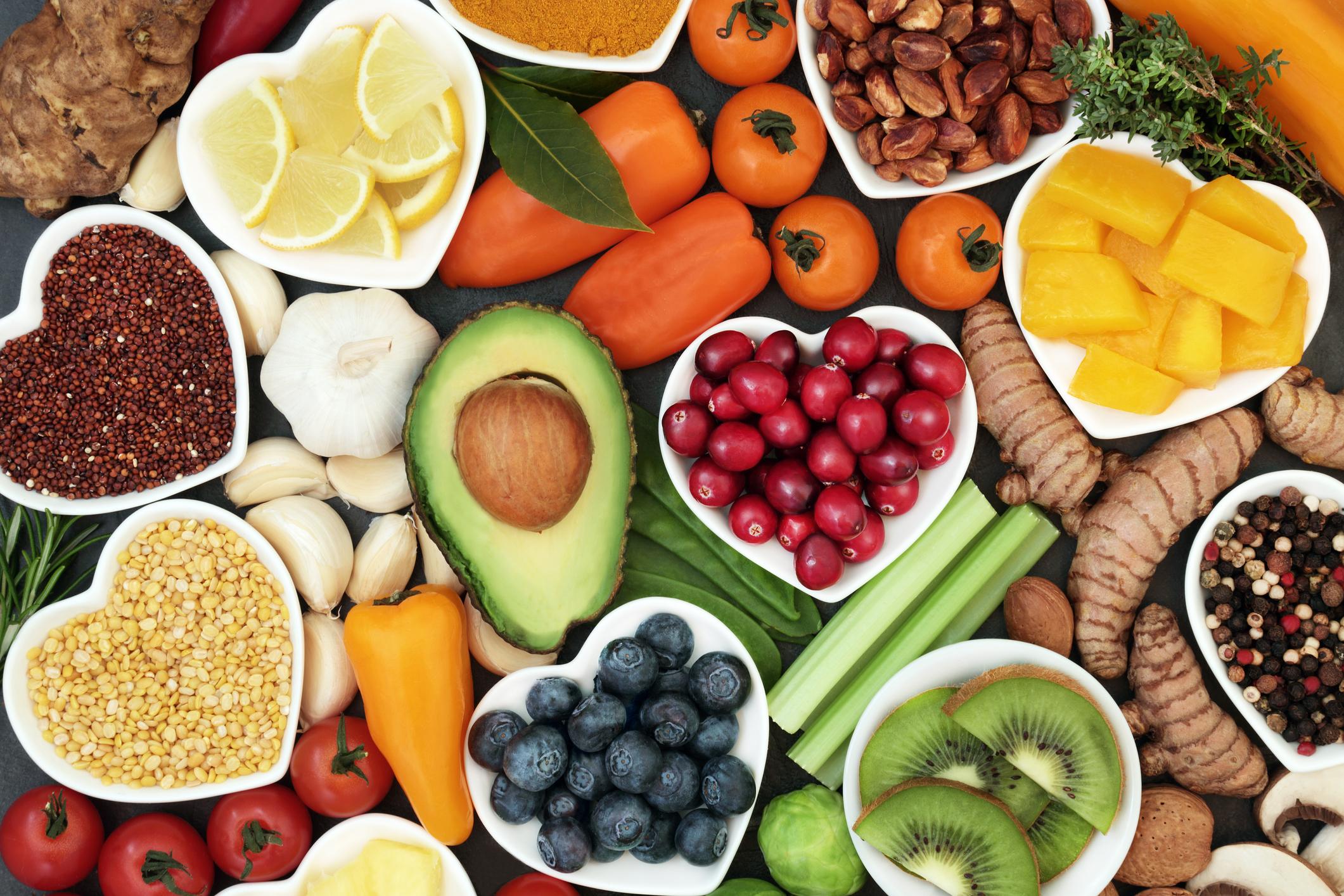Die richtigen Nährstoffe erhöhen die Fruchtbarkeit bei Kinderwunsch